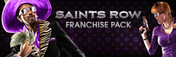 Saints Row Ultimate Franchise Pack (RU+CIS Steam Gift)