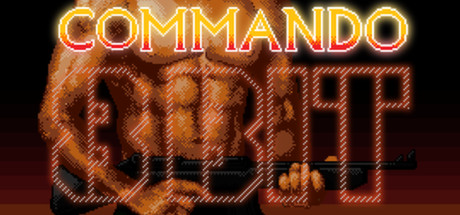 8-Bit Commando (Region Free) Steam