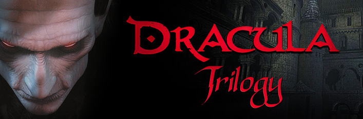 Dracula Trilogy (1, 2, 3) Region Free Steam Keys