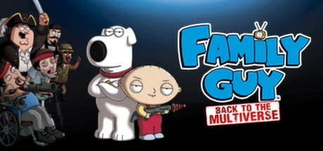 Family Guy: Back to the Multiverse (ROW Steam Gift)