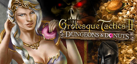 Grotesque Tactics 2: Dungeons and Donuts(ROW Steam Key)