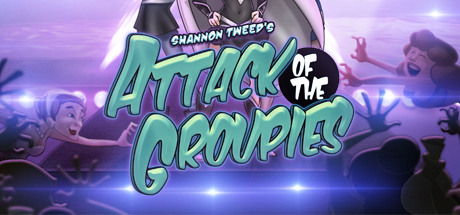 Shannon Tweeds Attack of the Groupies (ROW) Steam Key