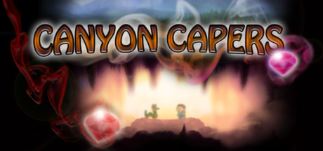 Canyon Capers (Region Free) Steam Key