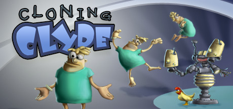 Cloning Clyde (Region Free) Steam Key