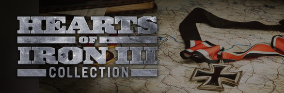Hearts of Iron III Collection (20in1) RU+CIS Steam Gift