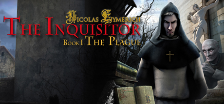 Nicolas Eymerich The Inquisitor Book 1 The Plague/Steam