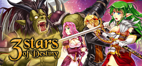 3 Stars of Destiny (Region Free) Steam Key