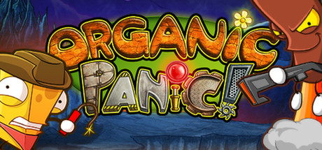 Organic Panic (Region Free) Steam Key