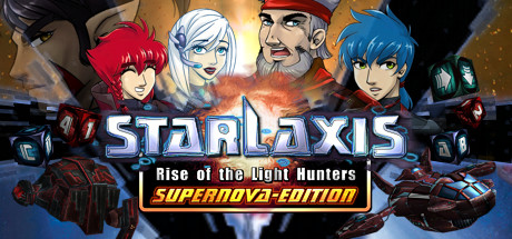 Starlaxis Supernova Edition (Region Free) Steam Key