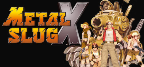 Metal Slug X (RU+CIS) Steam Gift