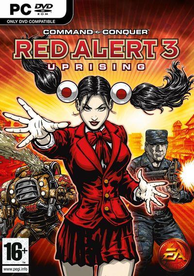 Купить Command & Conquer: Red Alert 3 - Uprising Steam Key