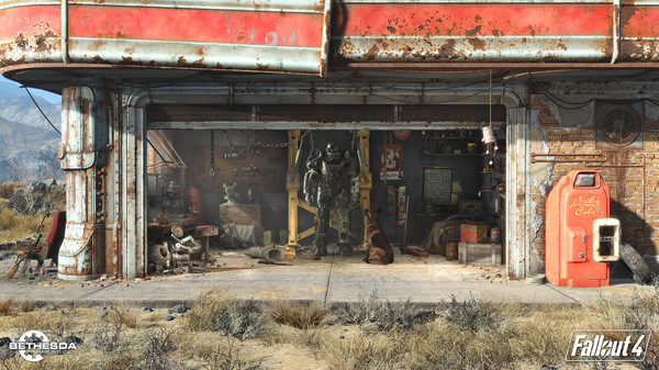Fallout 4 (Region Free / Steam key)