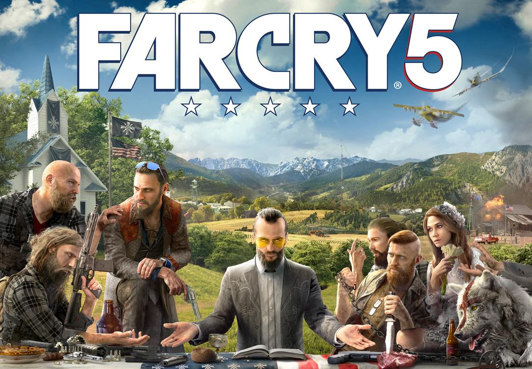 Фотография far cry 5 + пожизненная гарантия | оплата картой