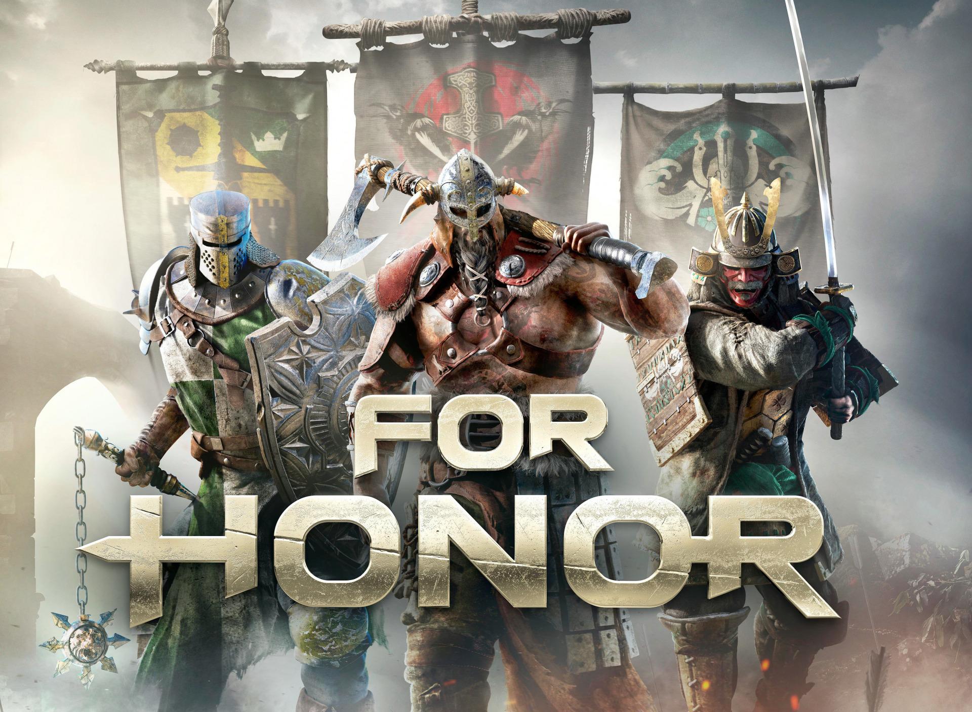 Фотография for honor + пожизненная гарантия * бонусные игры
