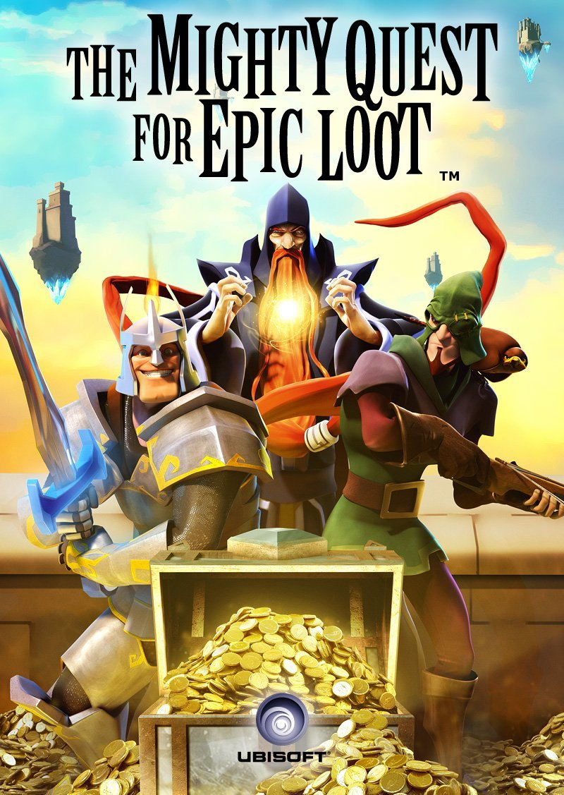 Mighty Quest for Epic Loot - Closed Beta Code