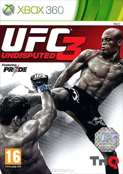 Xbox 360 UFC Undisputed 3 | TRANSFER