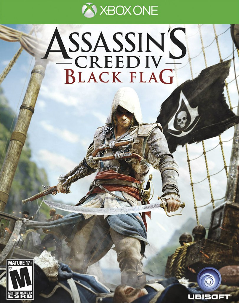 Assassin´s Creed IV для Xbox ONE ПРОКАТ | АРЕНДА