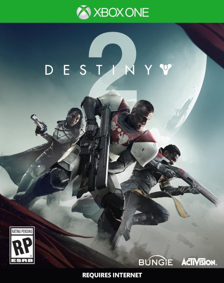 Destiny 2 for Xbox ONE RENT