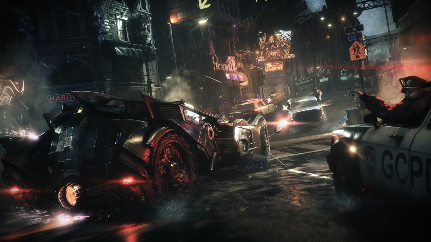 Batman Arkham Knight 🔥 Xbox ONE 🔥 RENT
