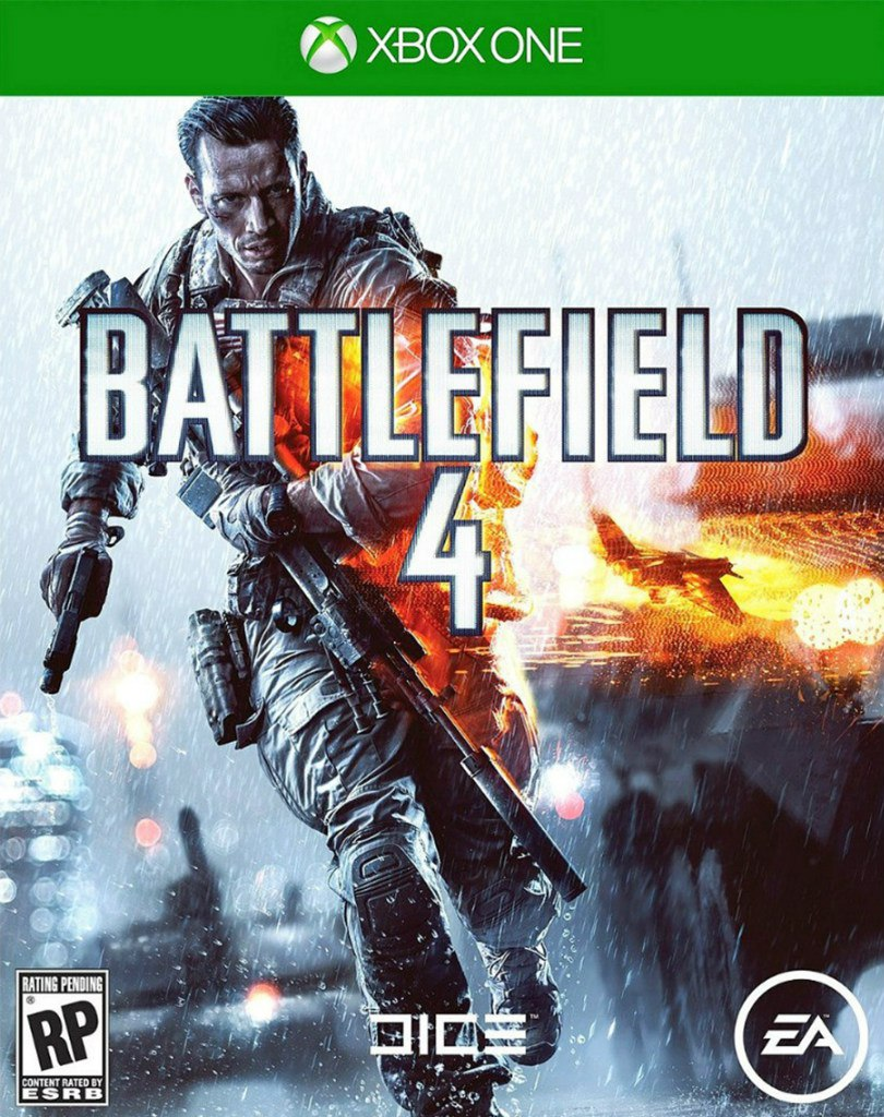 Battlefield 4 🔥 Xbox ONE 🔥 АРЕНДА