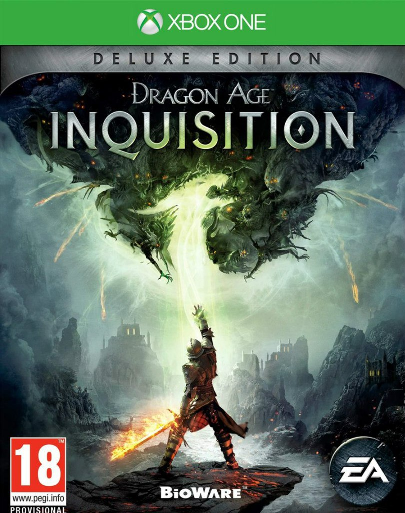 Dragon Age: Inquisition Deluxe 🔥 Xbox ONE 🔥 АРЕНДА