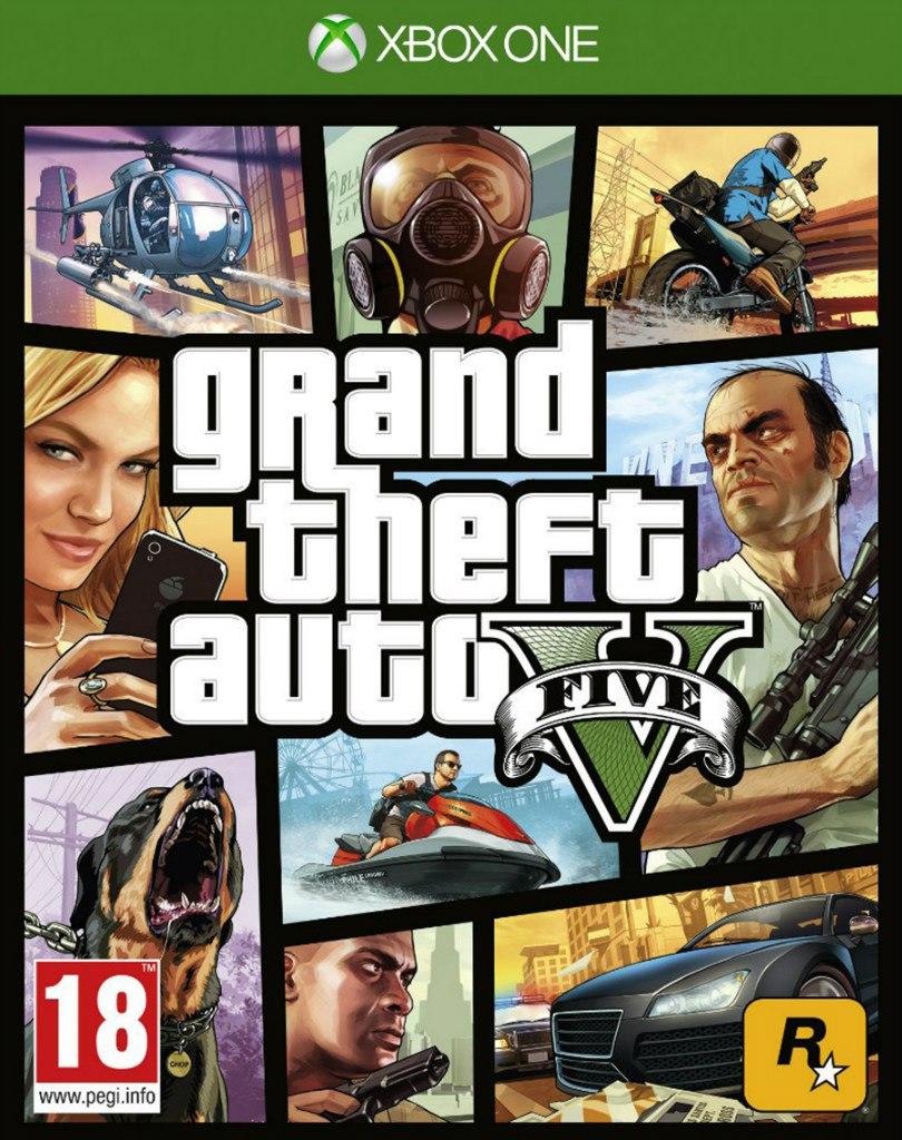 GTA V 🔥 Xbox ONE 🔥 АРЕНДА