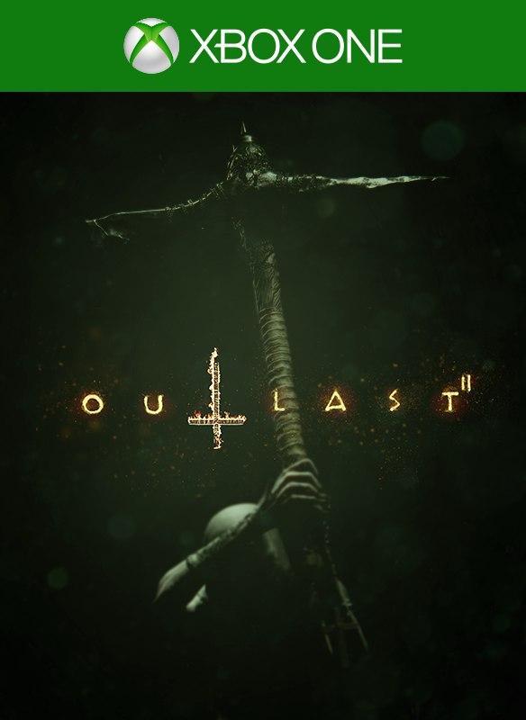 Outlast 2 + 2 ИГРЫ 🔥 Xbox ONE 🔥 АРЕНДА