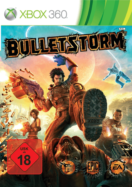 Xbox 360 | Bulletstorm | TRANSFER + 2 Games 2019