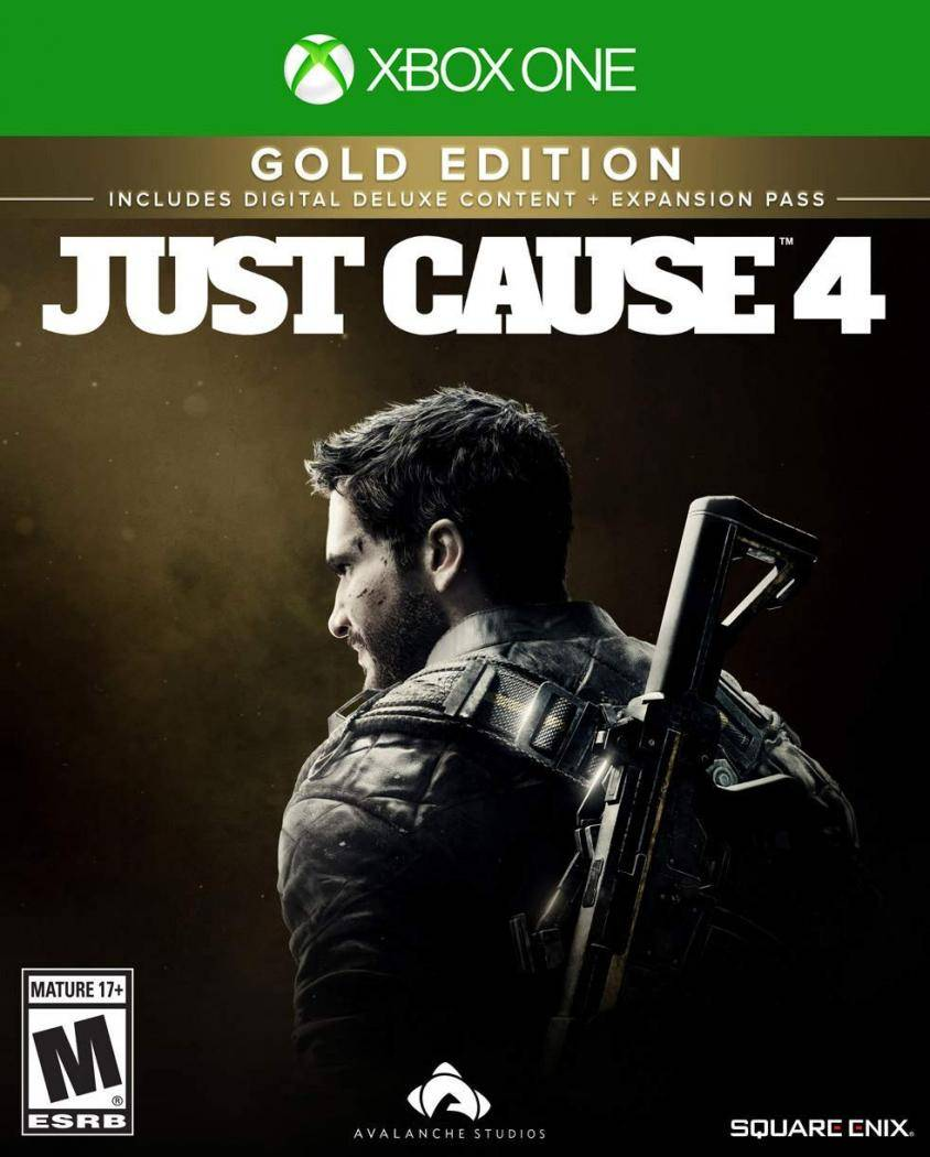 Just Cause 4 Gold Edition 🔥 Xbox ONE 🔥 АРЕНДА