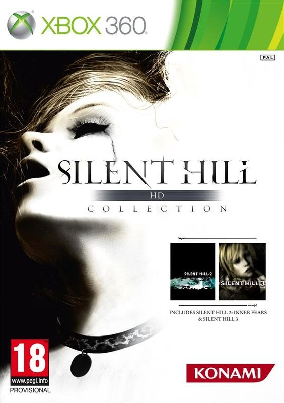 Xbox 360 | Silent Hill HD Collection | TRANSFER