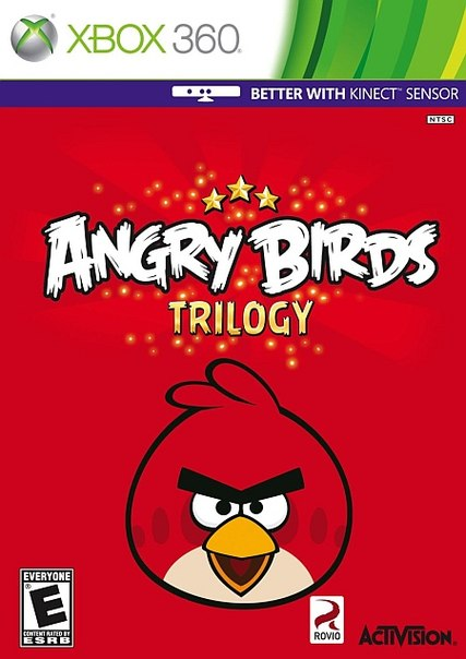 Xbox 360 | Angry Birds Trilogy | TRANSFER