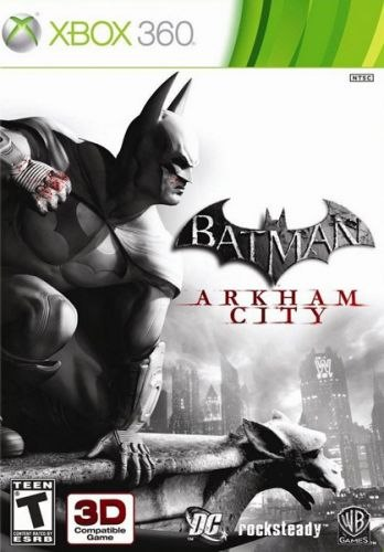 Xbox 360 Batman Arkham city | TRANSFER