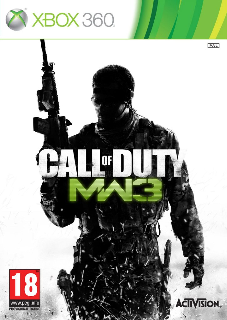 Xbox 360 | Call of Duty Modern Warfare 3 | TRANSFER