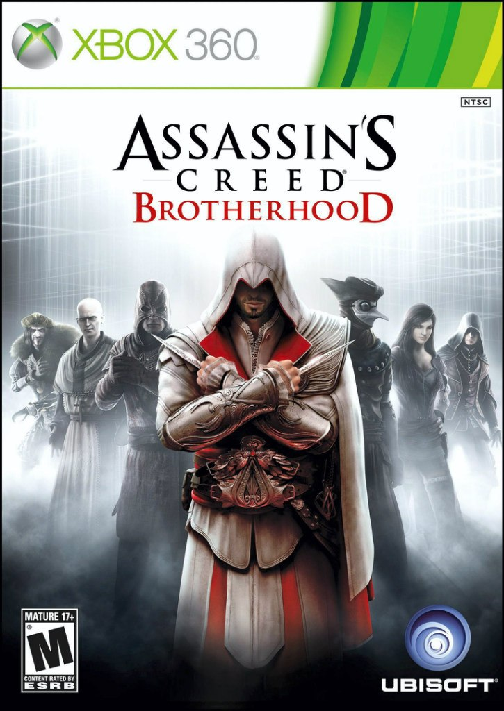 Xbox 360 | Assassin´s Creed Brotherhood | TRANSFER