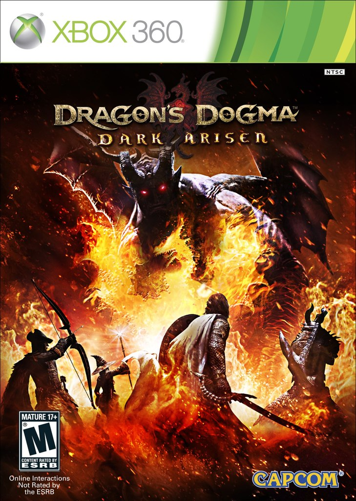 Xbox 360 Dragons Dogma: Dark Arisen | TRANSFER
