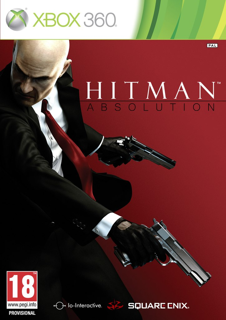 Xbox 360 Hitman: Absolution | ПЕРЕНОС