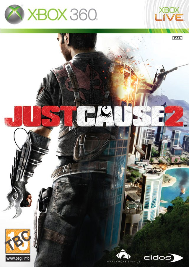 Xbox 360 Just Cause 2 | TRANSFER