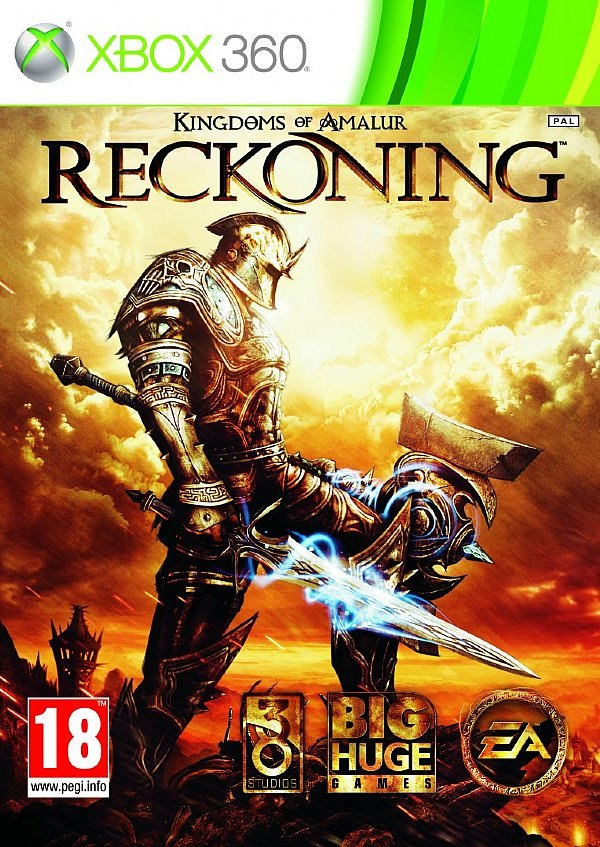 Xbox 360 | Kingdoms of Amalur: Reckoning | TRANSFER
