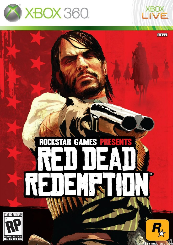 Xbox 360 | Red Dead Redemption | TRANSFER + DLC