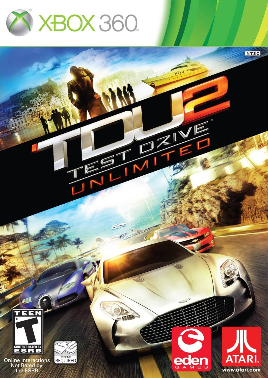 Xbox 360 Test Drive Unlimited 2 | TRANSFER