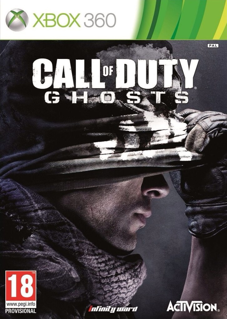 Xbox 360 Call of Duty Ghosts | ПЕРЕНОС