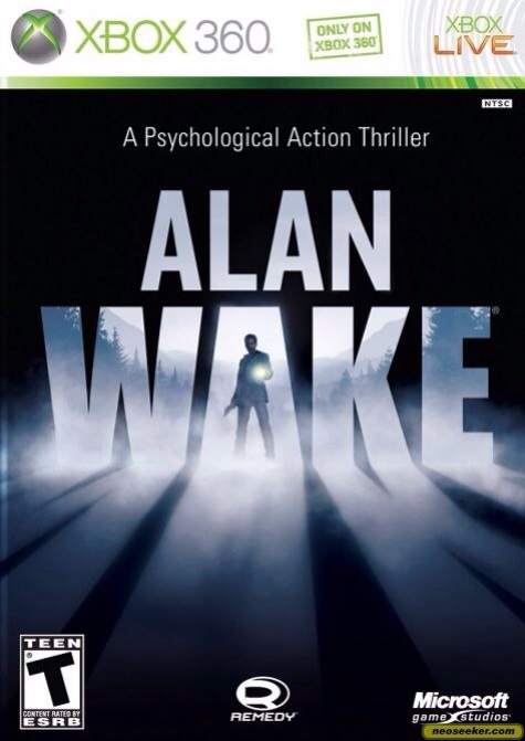 Xbox 360 Alan Wake | TRANSFER