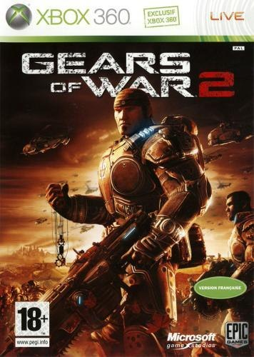 Xbox 360 Gears of War 2 | TRANSFER + 1 GAME