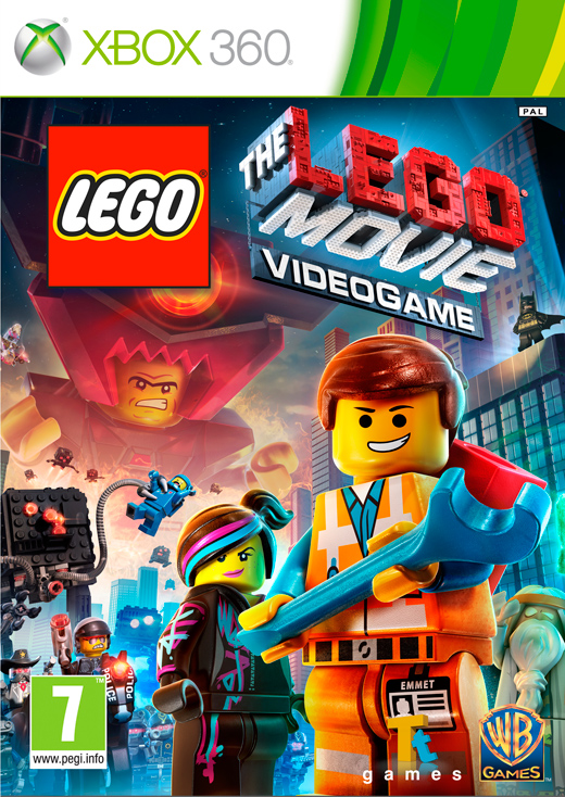 Xbox 360 LEGO Movie Videogame | TRANSFER