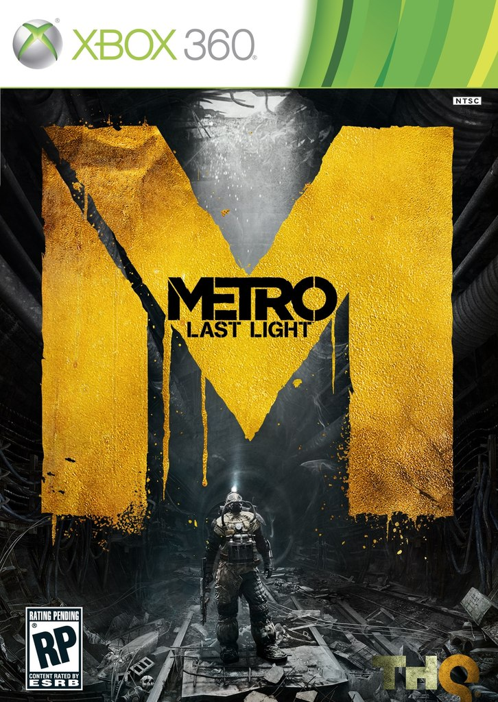 Xbox 360 Metro Last Light | TRANSFER