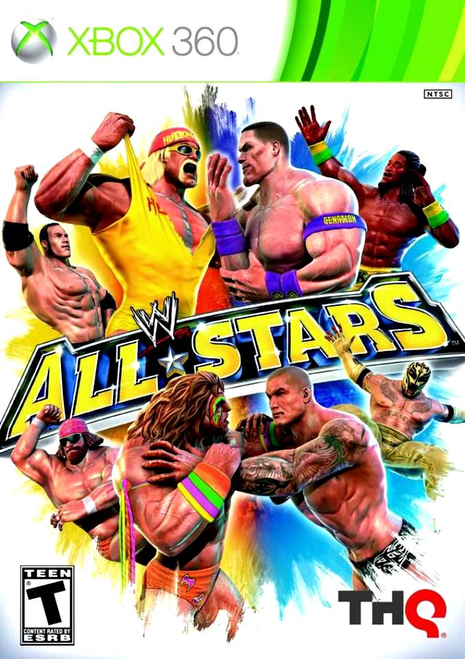 Xbox 360 WWE All Stars | TRANSFER