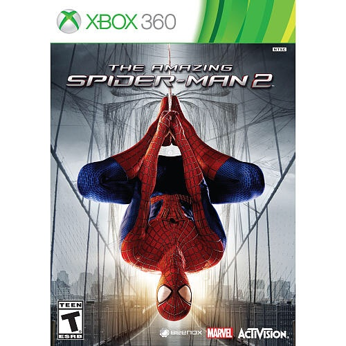 XBOX 360 Amazing Spider-Man 2 | TRANSFER