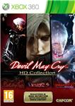 Xbox 360   Devil May Cry HD Collection   TRANSFER+ GAME
