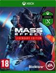 Mass Effect Legendary + GAME 🔥 Xbox ONE/Series X S 🔥