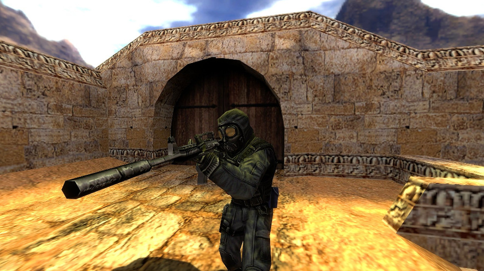 Counter-Strike (cs 1.6) - Region Free (ROW) Steam Gift